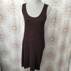 James Perse tank dress size 2